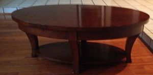 Pottery Barn solid wood coffee table-West Kendall for Sale in Miami, FL