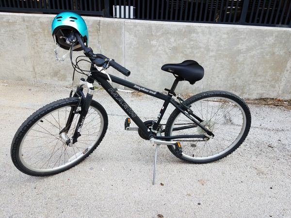 Marin Bayview Trail Mountain Bike 26 With Helmet For Sale In