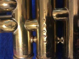 1939 bach mercury model trumpet Thumbnail