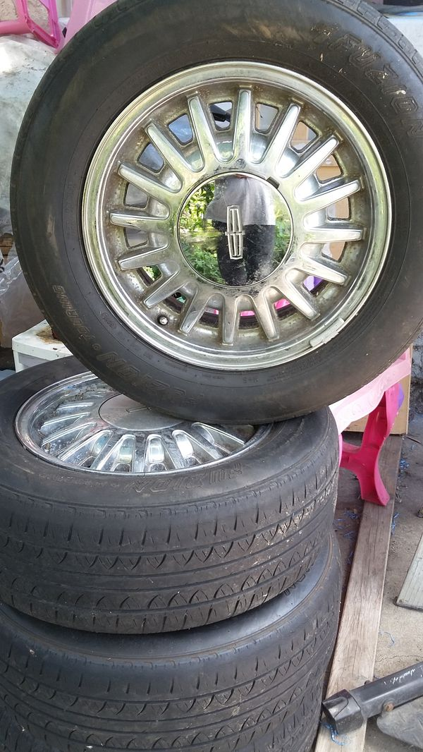 Original Lincoln Town Car Rims For Sale In San Diego Ca Offerup