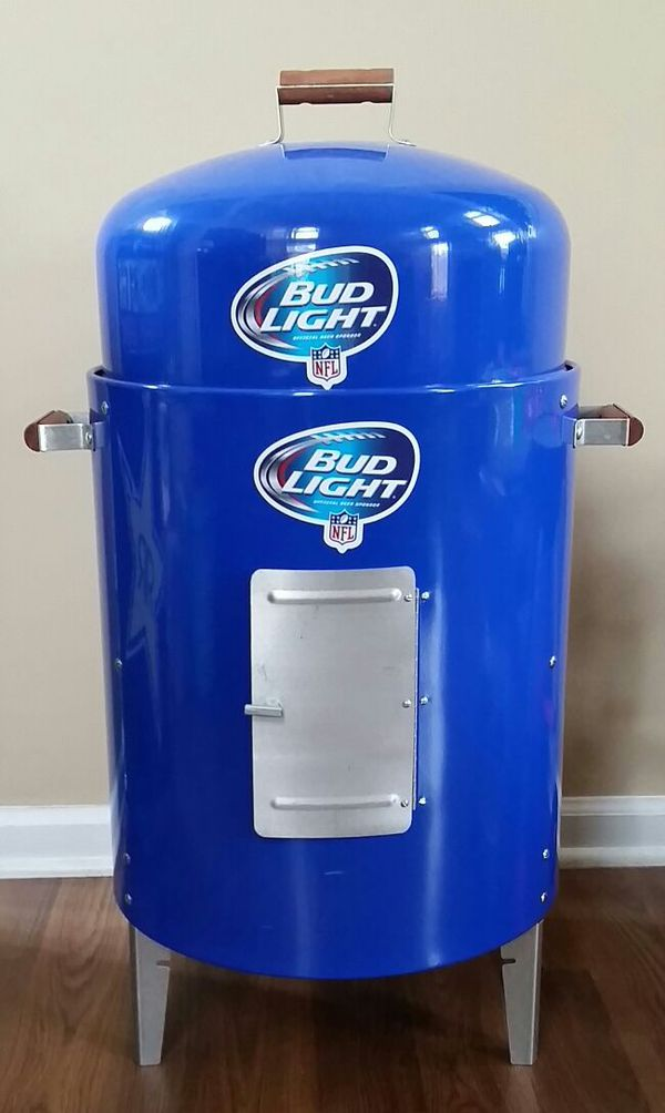 Bud Light Smoker Grill For Sale In Concord Nc Offerup