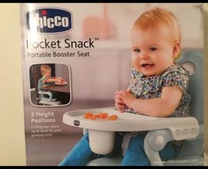 Baby booster seat for Sale in Arlington, VA