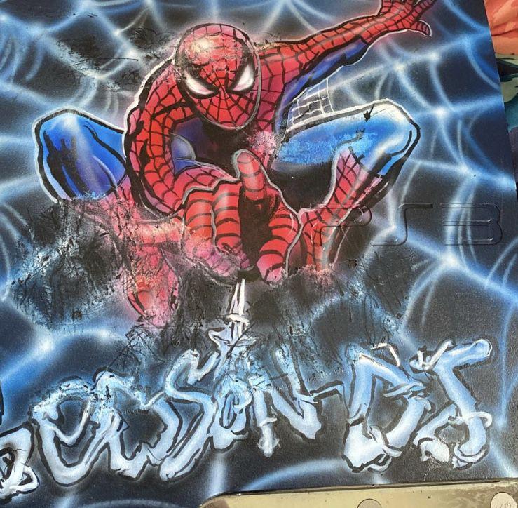 SPIDER-MAN PS3