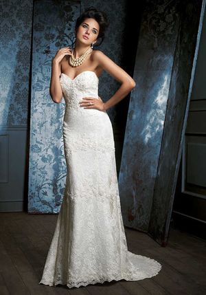 """Alfred Angelo """"Sapphire"""" Wedding Dress ($850/OBO) for Sale in Arnold, MD"""