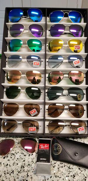 Ray-Ban aviator sunglasses for Sale in Carrollton, TX
