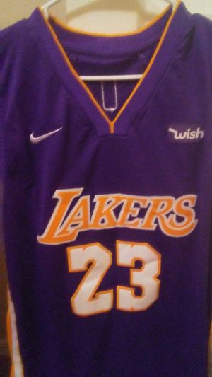 33e9f07f7e0d LeBron James L.A Lakers Wish Jersey for Sale in Surprise