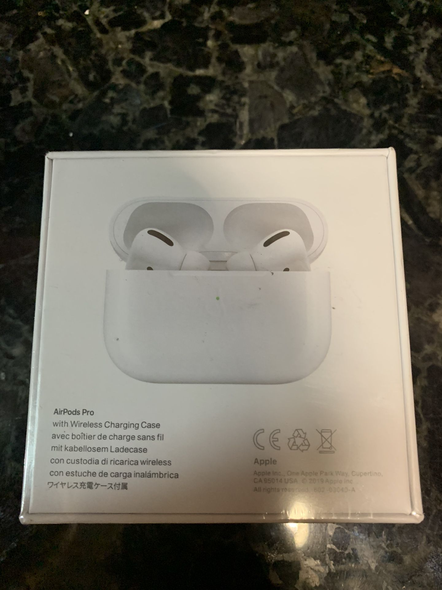 Brand New Sealed Air Pods Pro