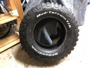 BF Goodrich KM2 35x12.50r18 Tires for Sale in Alexandria, VA