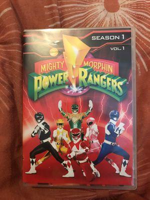 Power Rangers- Season 1 for Sale in Miami, FL