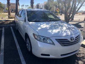 2007 Toyota Camry Hybrid Limited Edition 50 Aniversario For In Palm Springs Ca