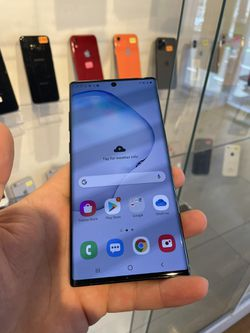 Galaxy Note 10 Plus . Unlocked Excellent Condition  (Financing Available ) Thumbnail
