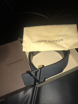 ad6a548a34e5 Louis Vuitton LG   AC belt for Sale in Corvallis