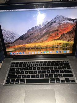 2012 MacBook Pro 15.4 Thumbnail