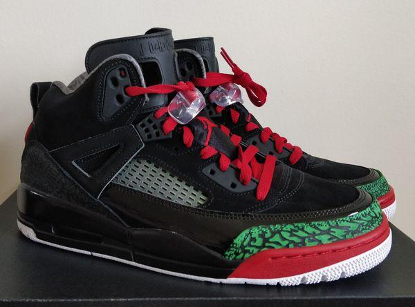 wholesale dealer dbd7d 5240d Nike Jordan Spizike, Black Varisty Red Varsity, Men s Size 11