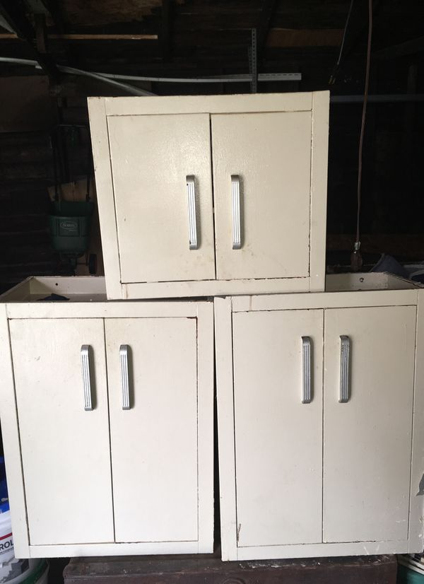 Antique Vintage 1920s Steel Kitchen Cabinets For Sale In Detroit Mi Offerup