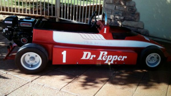 Go-kart RARE Dr Pepper special for Sale in Phoenix, AZ - OfferUp