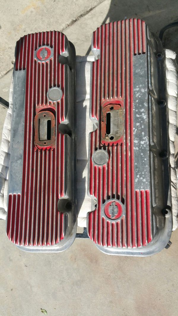 Vintage Chevy 454 Big Block valve covers (Auto Parts) in Whittier ...