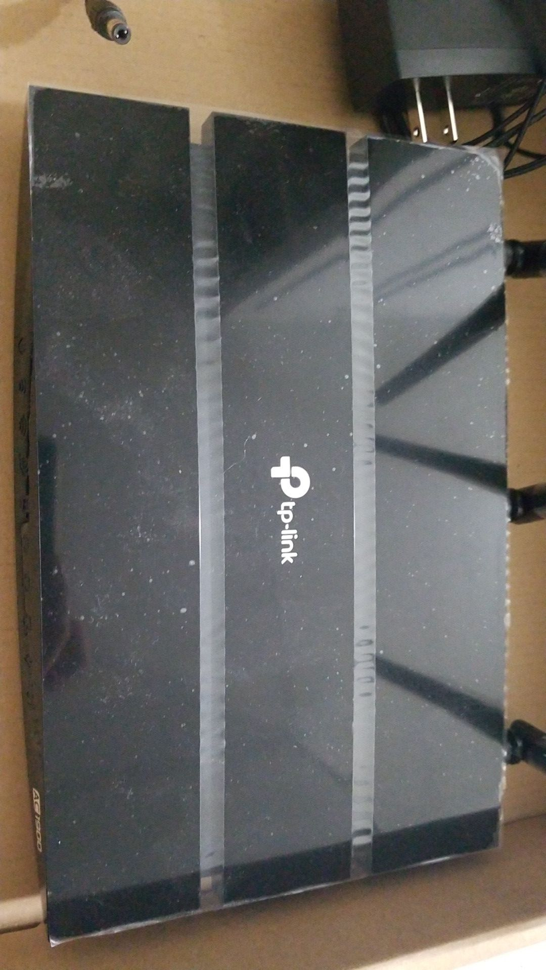 Tplink AC1900 router