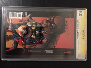 Ultimate Six #1 CGC 9.8 signed by Brian Michael Bendis comic for Sale in Scottsdale, AZ