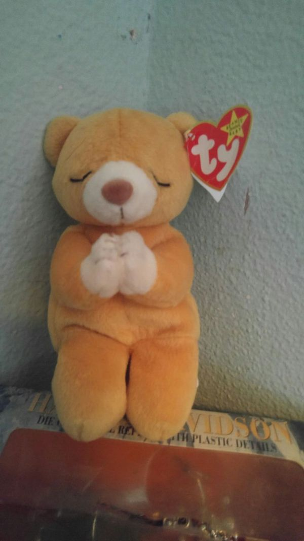 e5f19cd4d03 Hope beanie baby with rare tag error. for Sale in Hillsboro