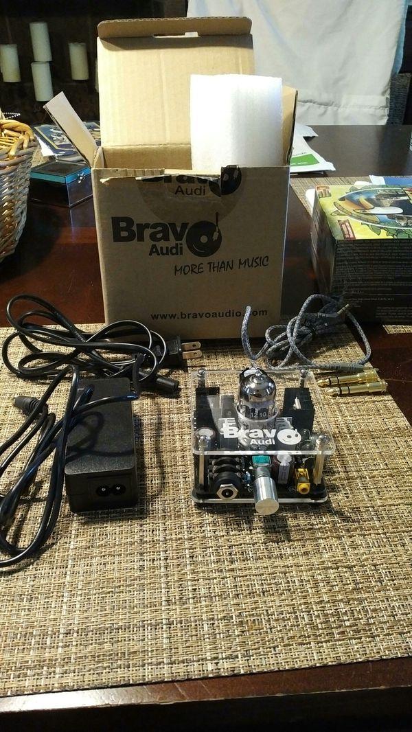 2 hi-fi headphone amps- Fiio, Bravo for Sale in Newport News, VA - OfferUp