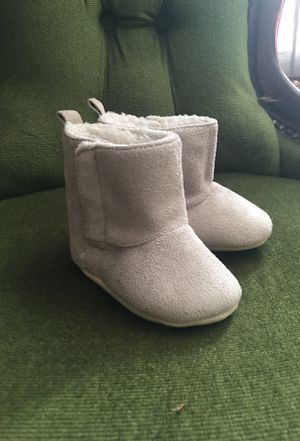 Baby Booties - Crib Shoes for Sale in Puyallup, WA