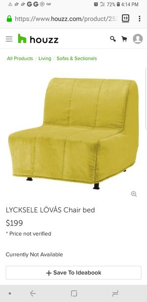Used Ikea Lycksele Sofa Chair For In Orlando Fl