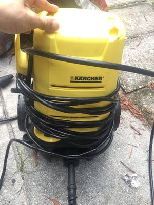 Pressure washer 1600 psi nothing wrong for Sale in Orlando, FL