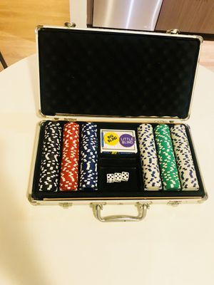Poker-Set: 300pc for Sale in Adelphi, MD