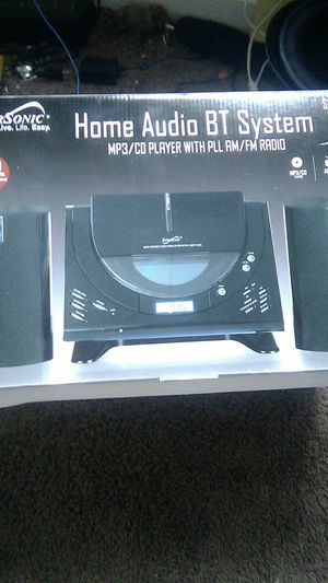 Brand New Home Audio Bluetooth Stereo System for Sale in District Heights, MD