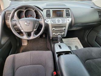 2012 Nissan Murano Thumbnail
