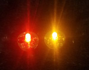 Red & Yellow Mix Flashing Lights for Sale in Austin, TX