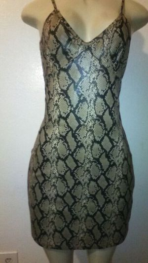 Shiny snake skin dress for Sale in Denver, CO