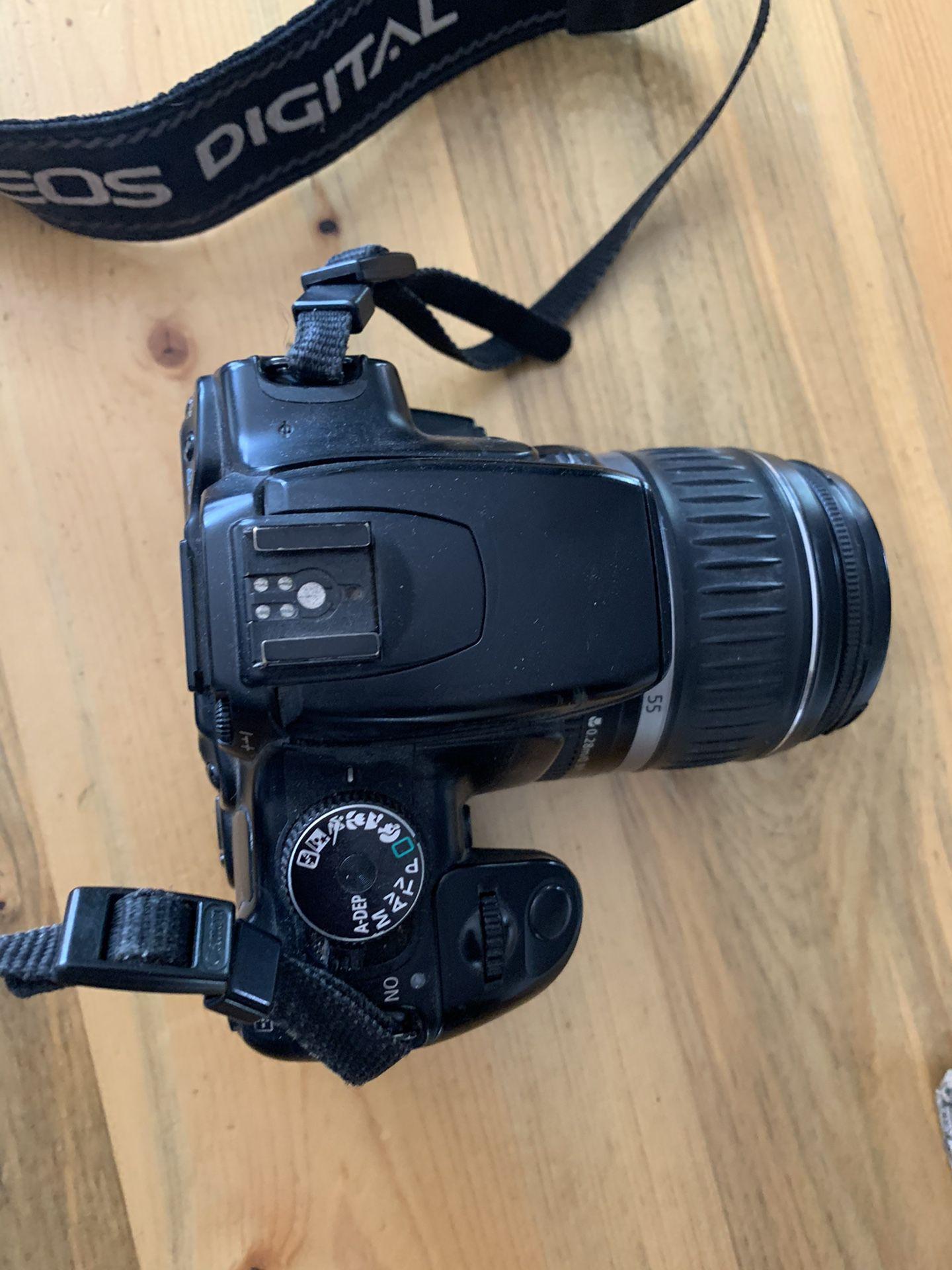Canon Rebel XTI DSLR