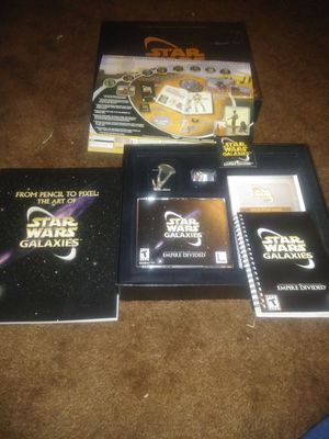 Star Wars Galaxies An Empire Divided Box set for Sale in Nashville, TN
