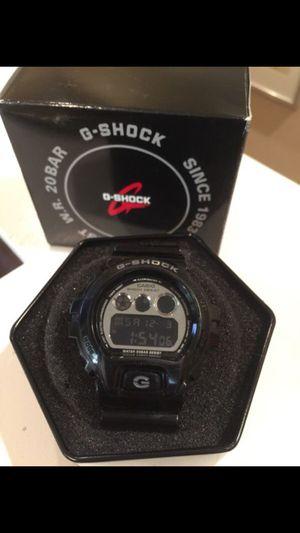 Black G-Shock with box for Sale in Atlanta, GA