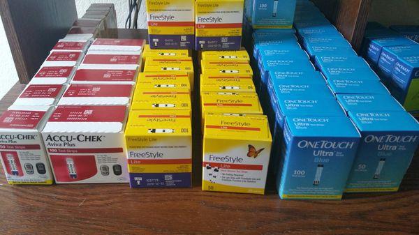 I Buy Diabetic Test Strips For Sale In Mesa Az Offerup
