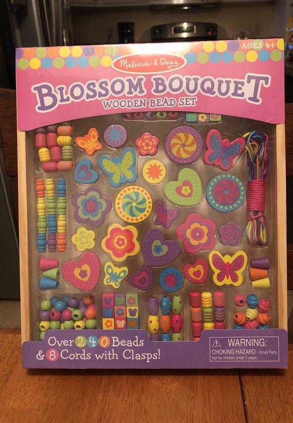 006b9be9e3ef Melissa & Doug wooden bead kit for Sale in Glendale, AZ - OfferUp