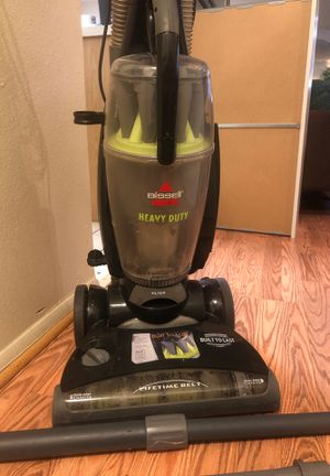 Photo Bissell Heavy Duty Max Power