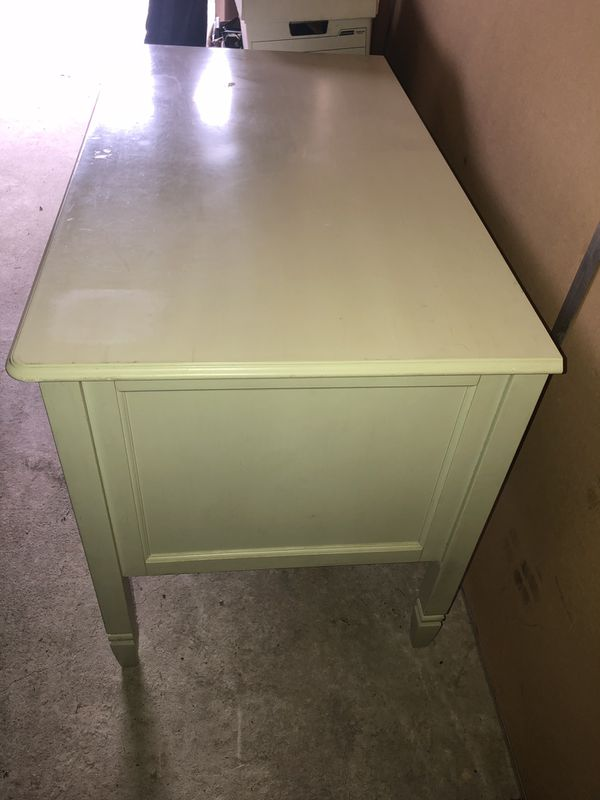 Pottery Barn Desk Mint Green For Sale In Clackamas Or