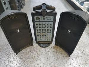PORTABLE FENDER PA SYSTEM for sale  Owasso, OK