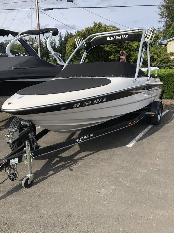 2008 bluewater breeze 180 with 4.3l