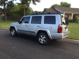 2009 Jeep Commander third row seat for Sale in Houston, TX