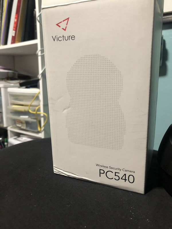 Victure PC540 Wireless Security Camera for Sale in Los Angeles, CA - OfferUp