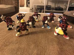 Collectible 1988 California Raisins Figurines for Sale in Crofton, MD