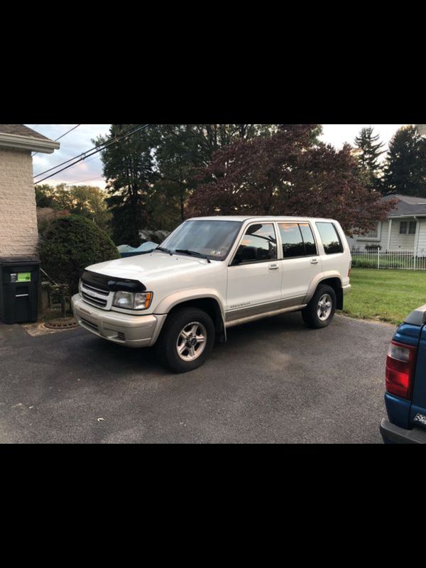 isuzu trooper for sale in harrisburg, pa - offerup