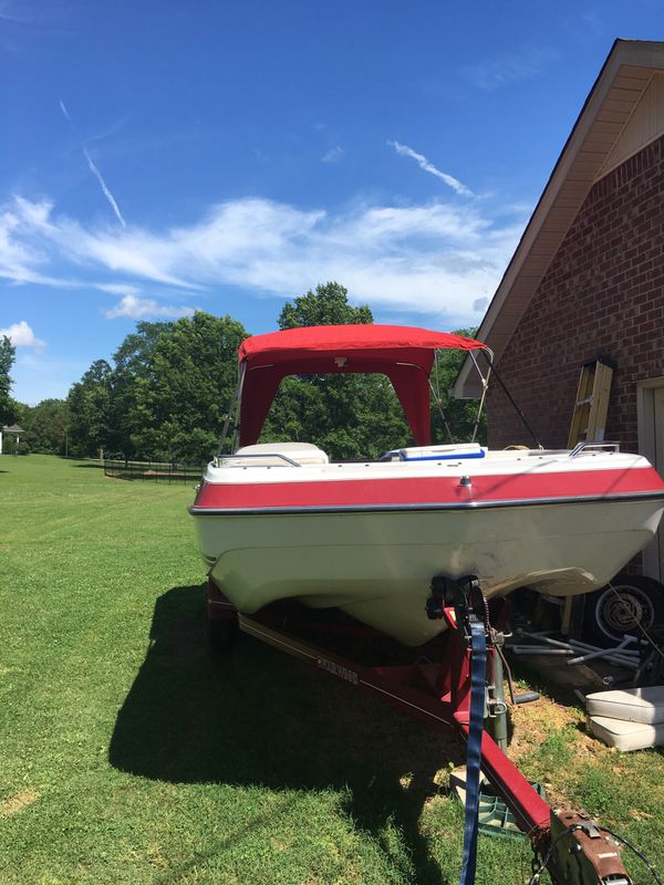 93� four winn�s boat for sell