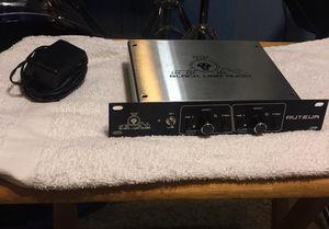 Black Lion Audio Auteur 2 Channel Mic Pre Amp For In Huntington Beach Ca
