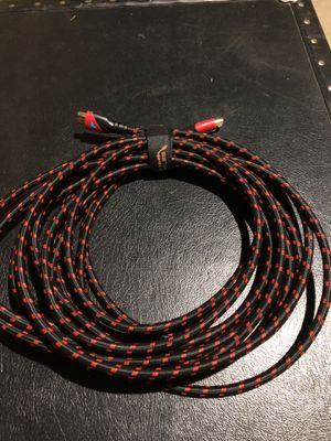 25 ft HDMI cable for Sale in Washington, DC