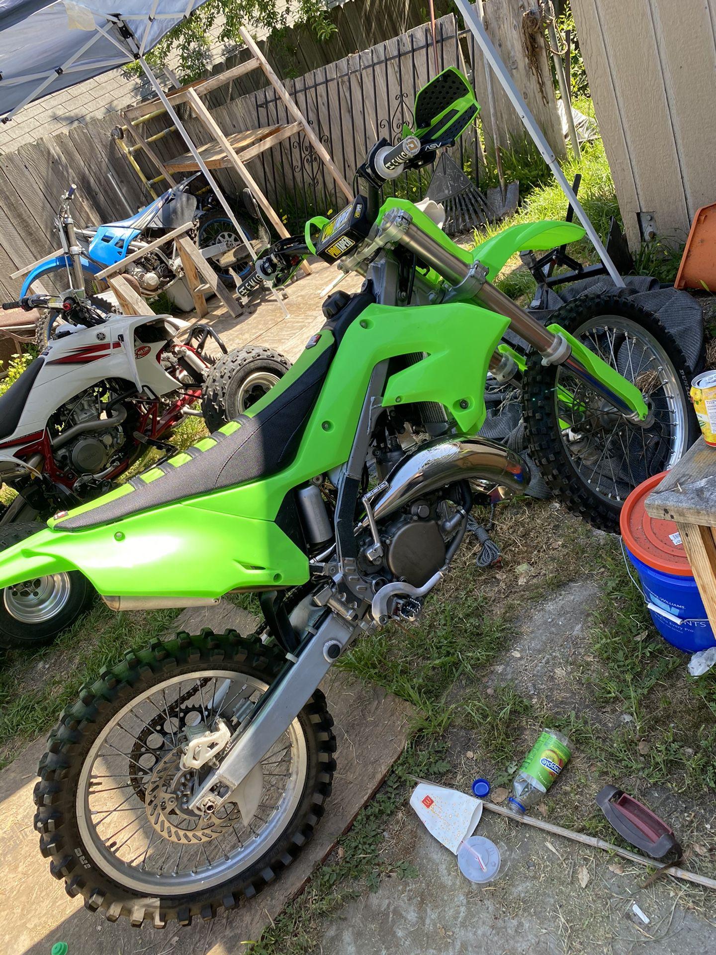 2004 Kx125cc Kawasaki